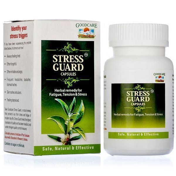 Stress Guard Goodcare Baidyanath (Стресс Гуард Байдианат) (60 капсул)