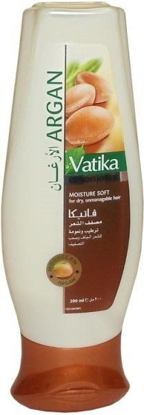Vatika Argan Conditioner Dabur (Кондиционер Ватика Арган Дабур) 200мл