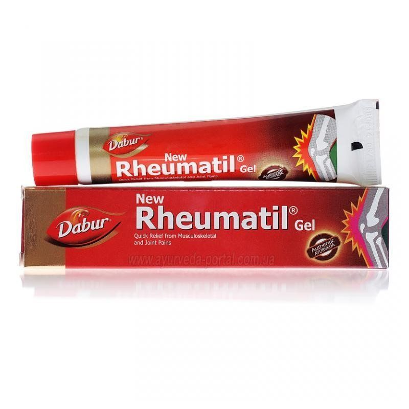 Rheumatil gel Dabur (Ревматил Гель Дабур) 30гр